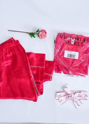 Яркие домашние штаны victoria's secret, отличный подарок женщи...