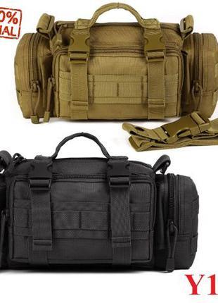 EDC сумка рюкзак подсумок Protector Plus Y108-3p барсетка слин...