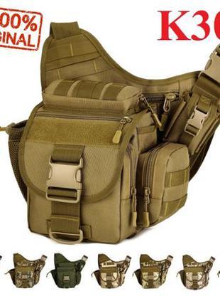 Protector Plus K305 сумка органайзер слинг рюкзак через плечо EDC