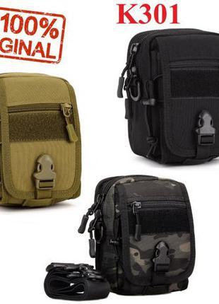 EDC сумка подсумок барсетка Protector Plus K301 бананка слинг ...