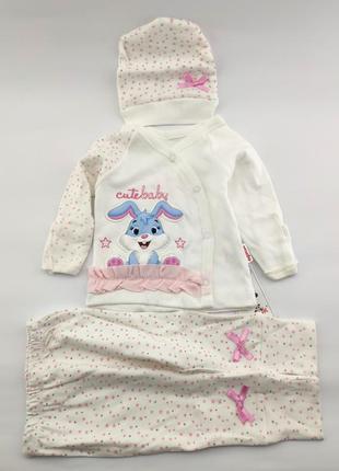 Комплект для новорожденого