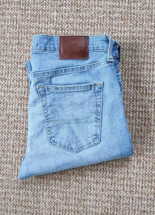 Hollister джинсы skinny оригинал (w34 l34)