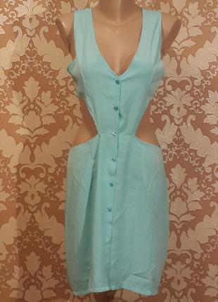 Оригинальное платье халат. oh my love. лондон. размер l. лондон.