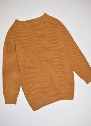 Женский стильный свитер оверсайз