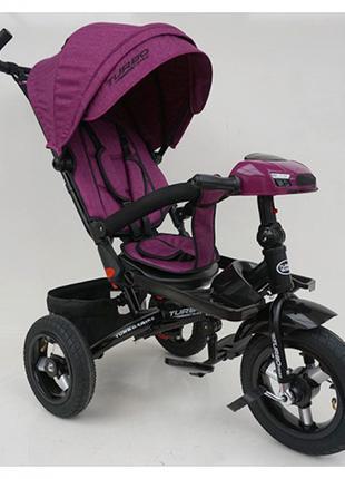 Трехколесный велосипед Turbotrike с поворотным сиденьем 5448HA-18