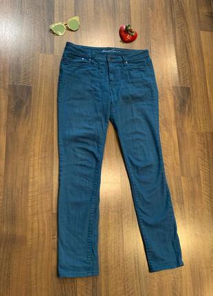 Бирюзовые джинсы фирмы kenneth cole