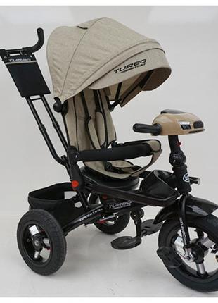 Трехколесный велосипед Turbotrike с поворотным сиденьем  5448HA-7