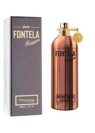 Парфюмированная вода Fontela EDP Coffee. Аналог: Montale Intense