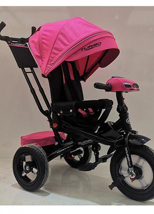 Детский Трехколесный велосипед 4060HA-6 Розовый