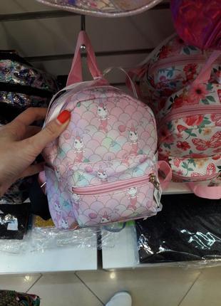 Рюкзак принт единорог-
