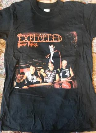 Рок-футболка EXPLOYTED