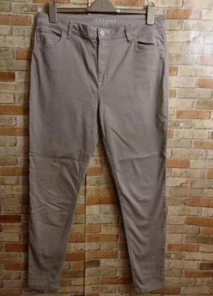 Стрейч джинсы скинни джеггинсы 16/50-52 размера
