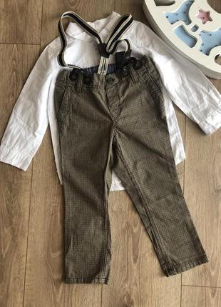 Стильные брюкиh&m