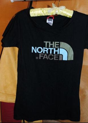 Оригинальная футболка the north face