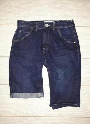 Джинсовые шорты matalan на 12 лет