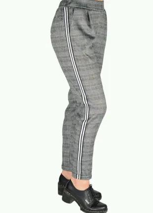 Брюки женские,женские брюки с лампасами