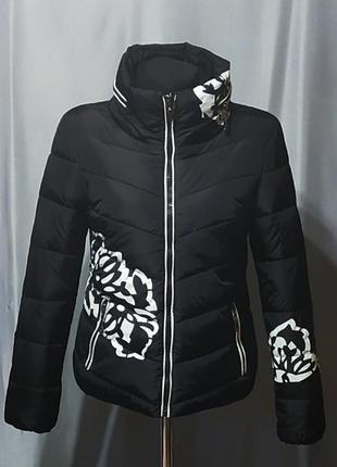 Куртка деми , короткий лёгкий  пуховик