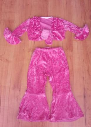 Карнавальный костюм детский восточная красавица танцовщица лам...