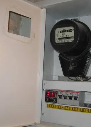 услуги электрика в любом районе Одессы.все виды работ