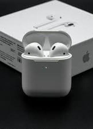 Оригинальные беспроводные наушники Apple AirPods 2 Лучший подарок