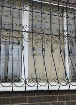 Решетки сварные на окна , балконы под заказ  г Николаев и область