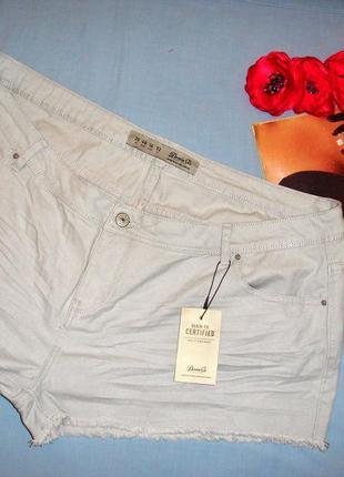 Женские шорты размер 52-54 / 20 новые летние короткие светлые ...