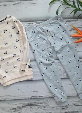 6-7  лет новая пижама disney missimo