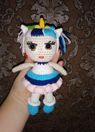 Куколка ЛОЛ единорожка
