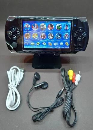 Портативная игровая приставка консоль Psp Х6 экран 4,3″ с камерой