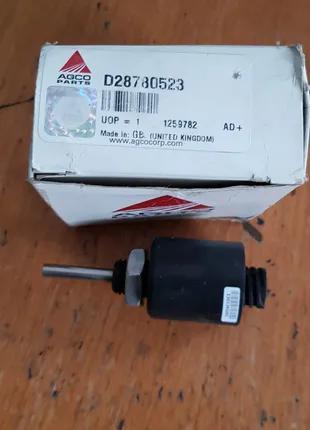 Потенциометр D28780523/28780523   MF-38/40