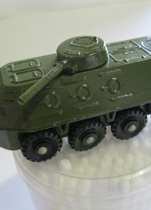 Амфибия из серии Военная техника СССР с восстановления