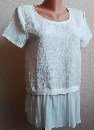 Красивая блуза, пр-ва франция