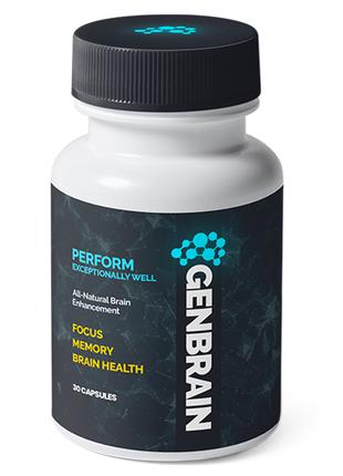 GenBrain - Для памяти и активности мозга!