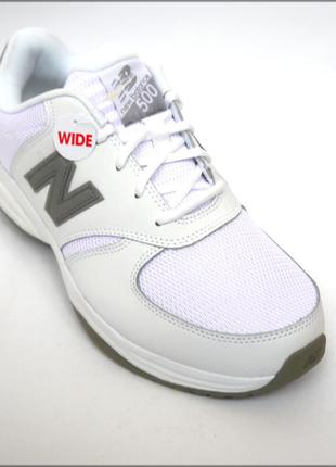 New balance 500v1 мужские белые кроссовки оригинал