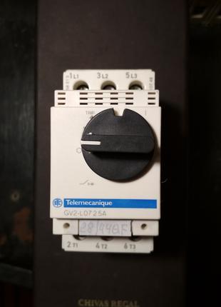 Автоматический выключатель двигателя Telemecanique(Schneider) 25А