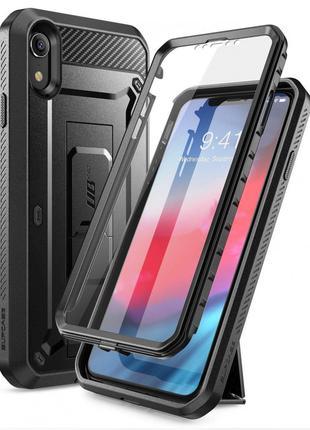 Чехол Supcase Unicorn Beetle Pro для iPhone XR  Black