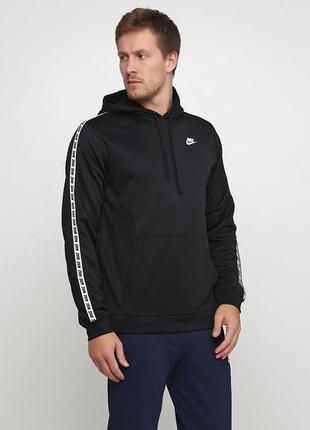 Кофта свитшот худи nike sportswear repeat оригинал! - 30%