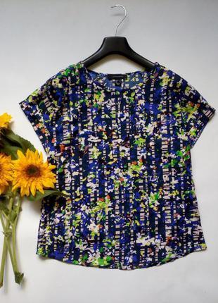 Лёгкая блуза свободного кроя 12