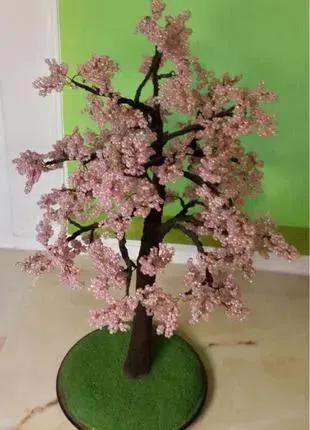 Сакура дерево ручной работы