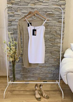 Шикарное платье 2 в 1