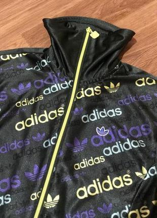 Улётная олимпийка от adidas originals adicolor tracktop