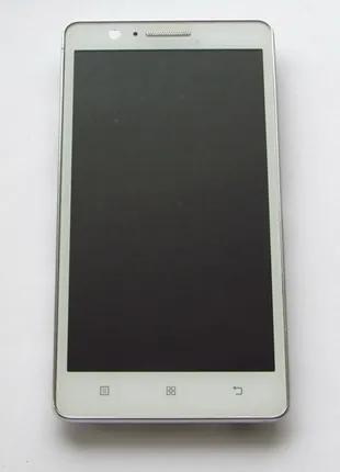 Продам   Модуль (Дисплей + сенсор) Lenovo A536 White Оригинал! ЖК
