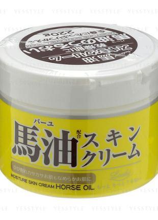 Loshi horse oil moisture skin cream увлажняющий крем для кожи ...