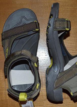 Фирменные босоножки сандалии teva tanza. оригинал.