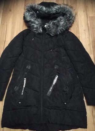 Куртка теплая. куртка зимняя. женская куртка