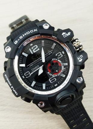 Часы Casio G-Shock GG-1000 White-Black-Red