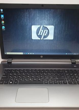 """Ноутбук 17,3"""" Hp Pavilion 17-g141dx \i3-5020U\8GB DDR3\HDD 500GB"""