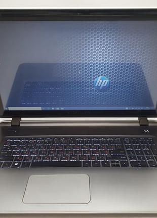 "Сенсорный Ноутбук 17,3"" Hp Pavilion 17-g140nr \i3-5020U\6GB\HD..."
