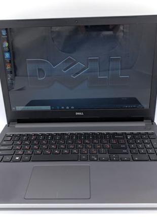 """Ноутбук 15.6"""" DELL 5559 \i5-6200U\4GB DDR3 \SSD 128GB"""
