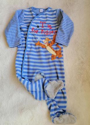 Человечек комбез пижама